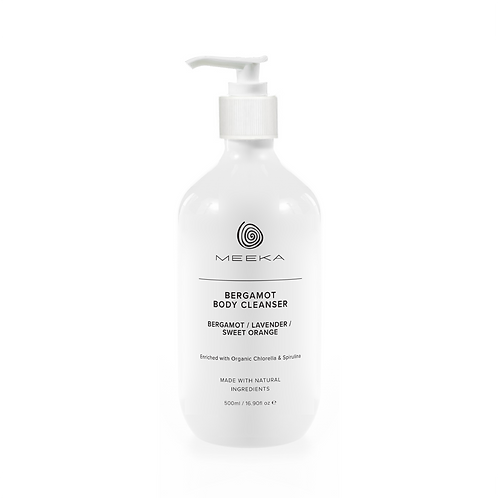 Bergamot Body Cleanser 佛手柑沐浴露
