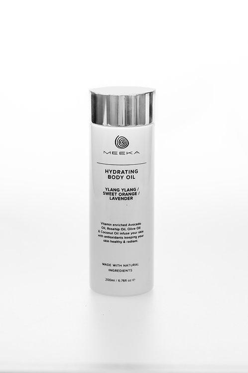 Hydrating Body Oil 身體保濕護理油