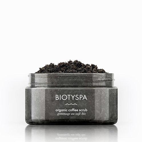 Biotyspa Organic Coffee Scrub 有機咖啡瘦身磨沙