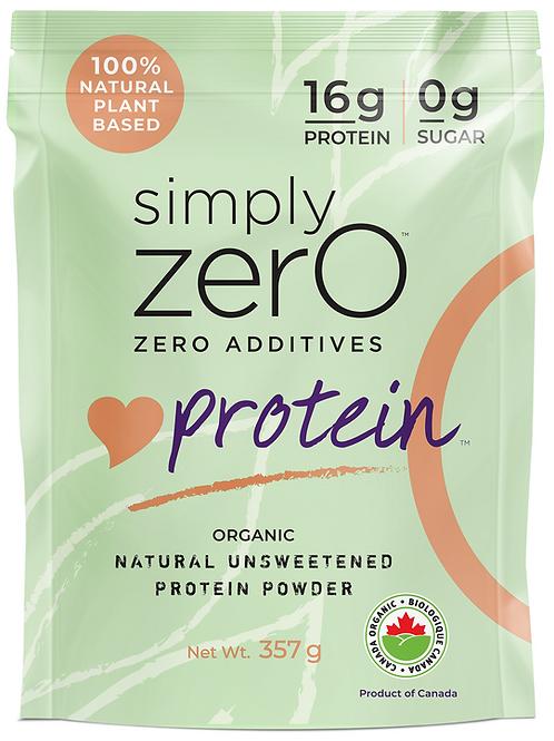 Simple Zero Vegan Protein 無添加有機植物蛋白素