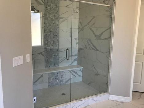 Customer Shower Door