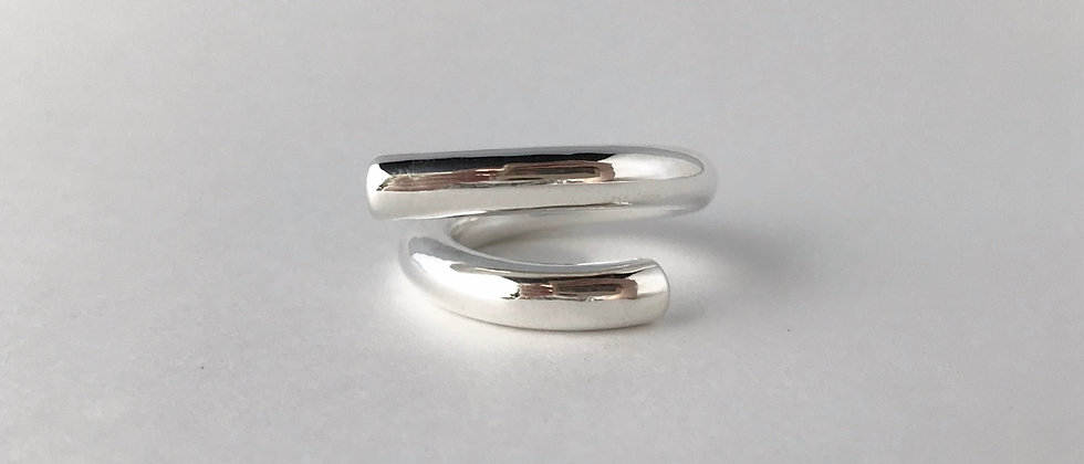 Trace ring (Silver)