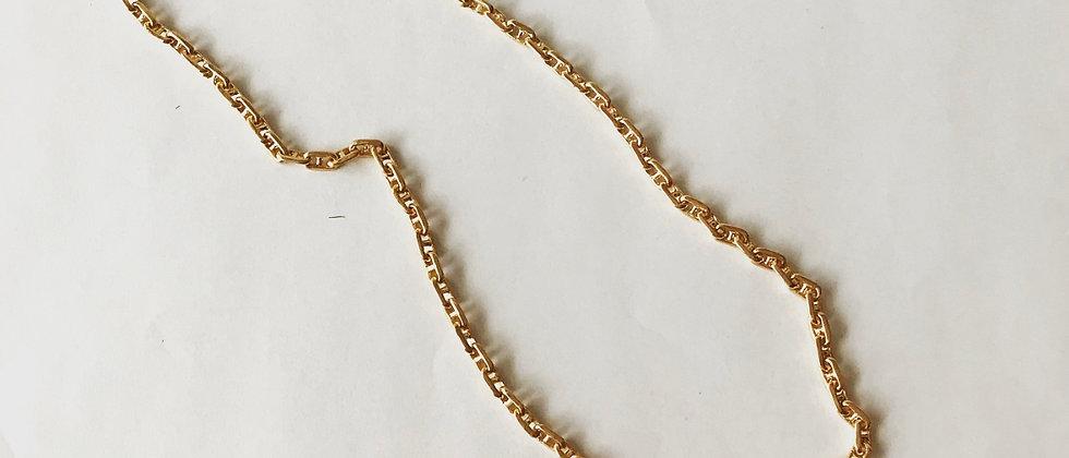 Original chain necklace (K18)