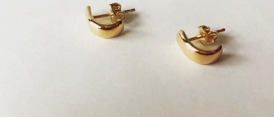 J earrings (K18)