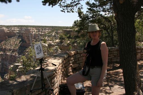 Grand Canyon artist on location.jpg