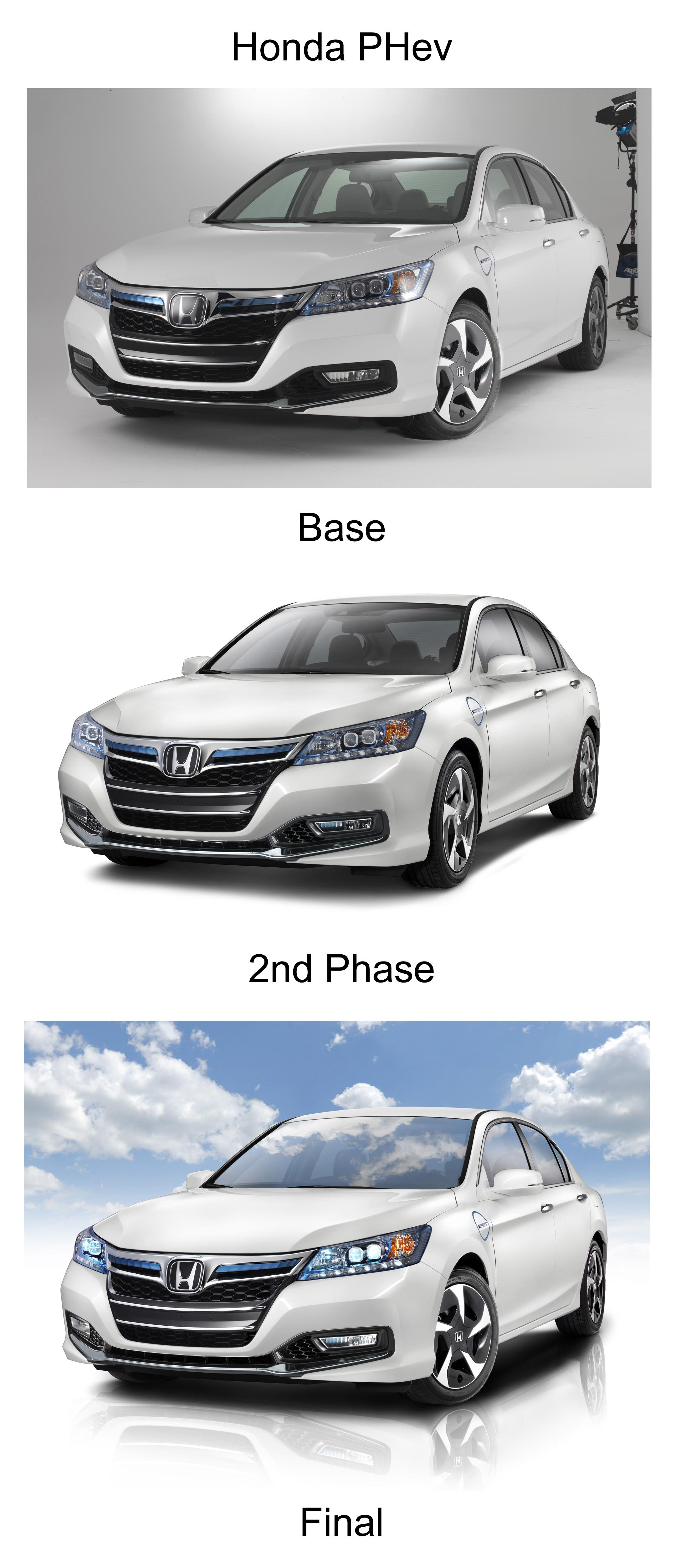 Honda PHev