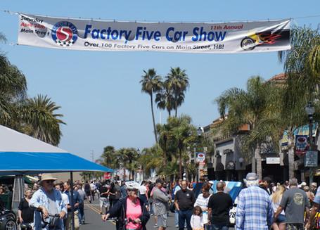 Factory Five & Huntington Beach