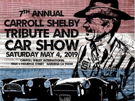 2019 Carroll Shelby Tribute