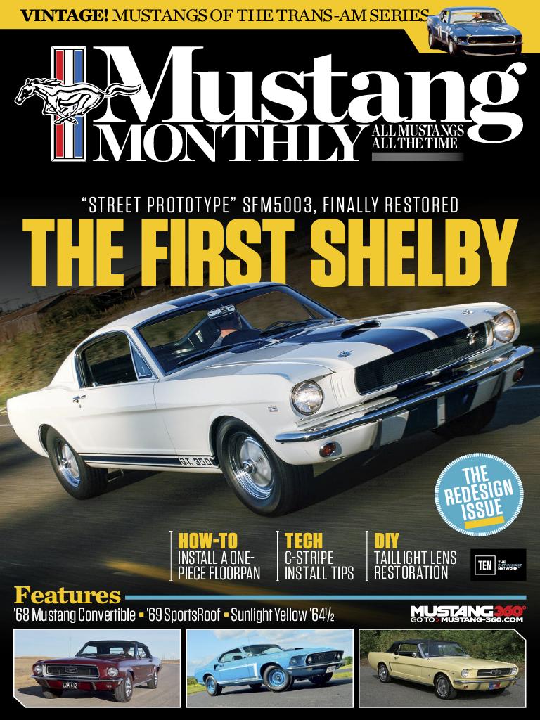 Mustang Monthly - June 2015