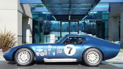 Daytona Portrait