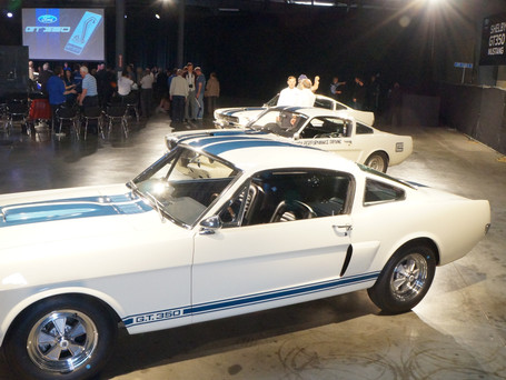All-New Ford Mustang G.T. 350 Reveal