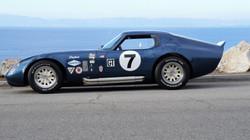 Daytona Coupe Silhouette