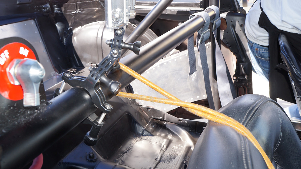 Rear Brake Ducting