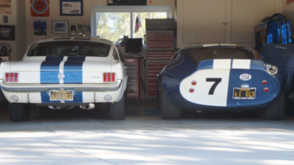 Welcome to the ShelbyGarage!