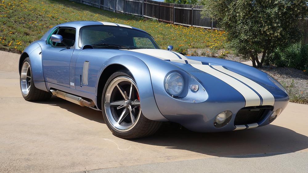 Bruce Goldsmith's Daytona