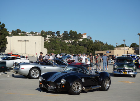 Palos Verdes Cars & Coffee