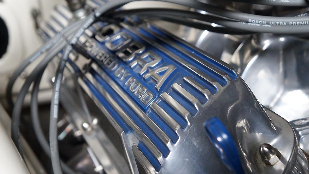 Cobra valve cover