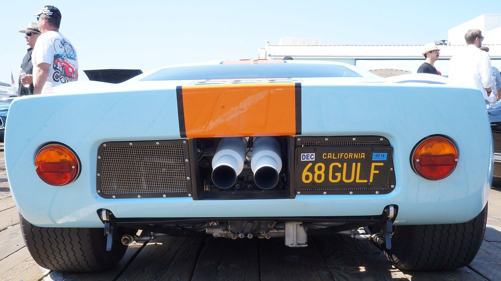 GT40 - 68Gulf