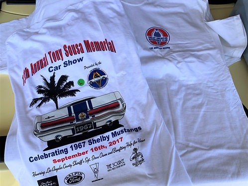 2017 Car Show T-Shirt - 67 Shelby