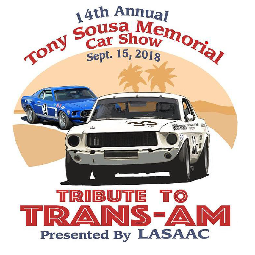 Tony Sousa Memorial Car Show