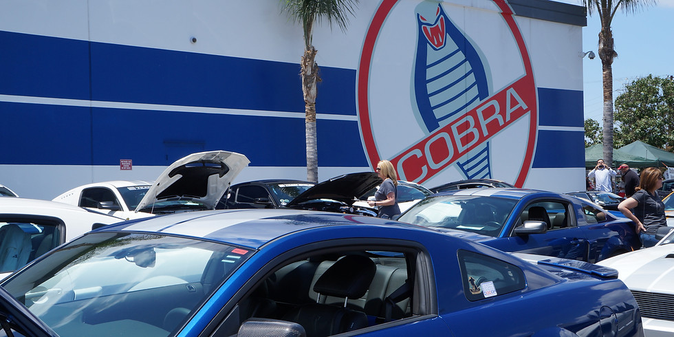 Carroll Shelby Tribute and Car Show