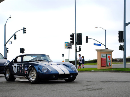 405 FWY (S) to 110 FWY (S) & Daytona Coupe