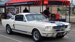 On Display At The LASAAC Shelby Show