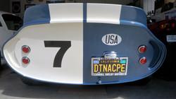 Daytona Black Plate