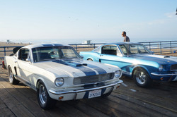 On The Santa Monica Pier