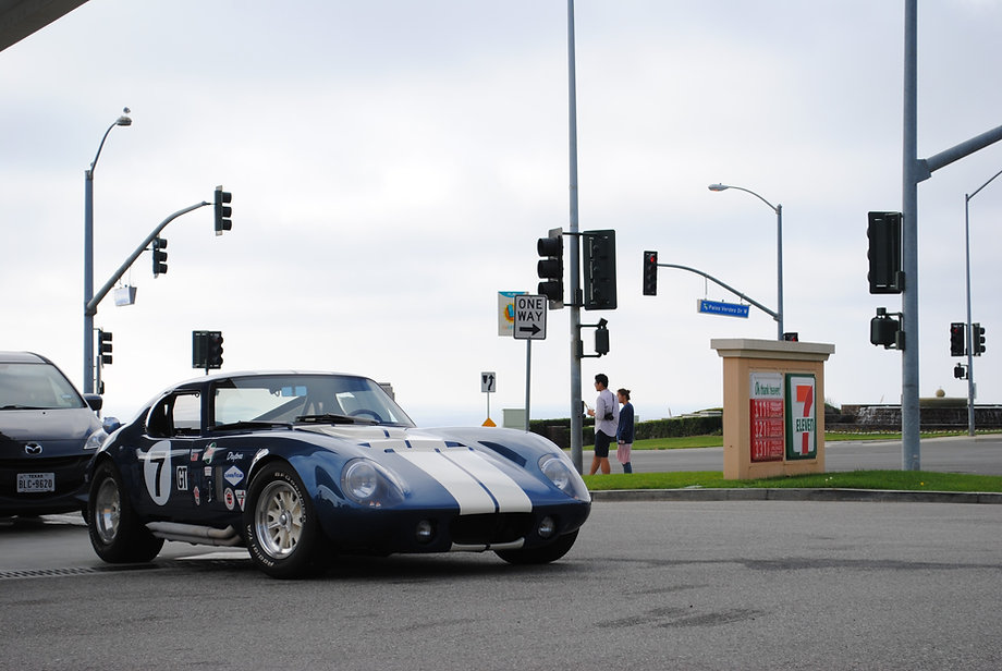 Daytona Cobra Coupe