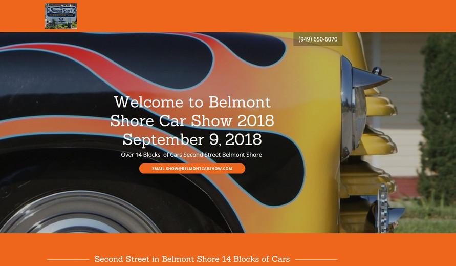 Belmont Shore Car Show Sunday September - Orange beach car show 2018