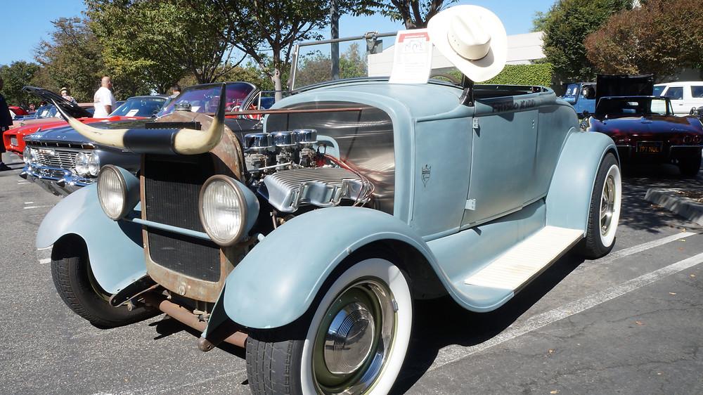 Chris R's Ford