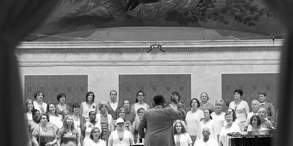 MUSE Spirited Singing