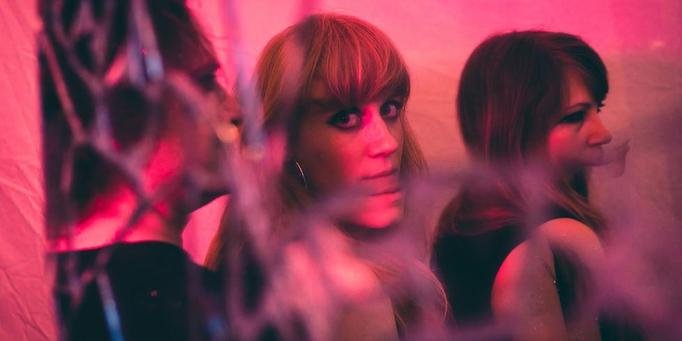 Ace of Wands + Bershy + Kate Wakefield