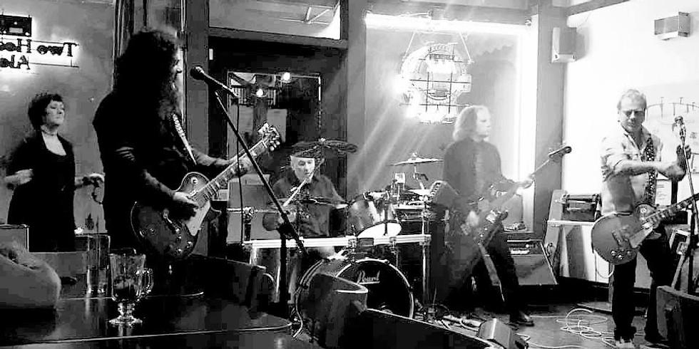 Ghostdriver + The Poppiefields