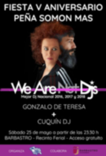 We_Are_Not_Dj's_en_Peña_Somon_Más_(Barba
