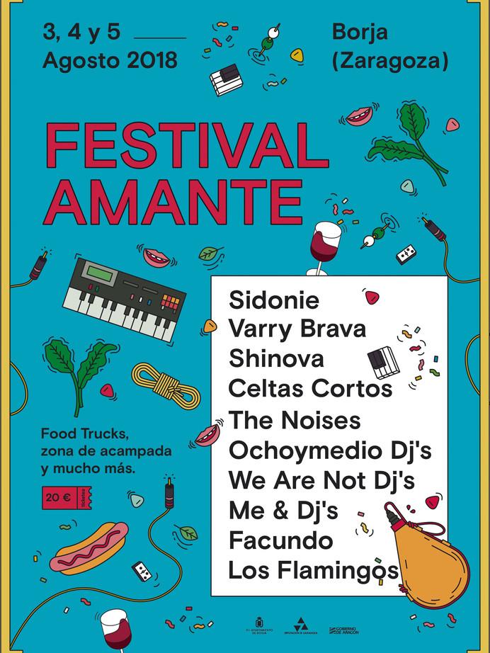 Festival Amante 2018