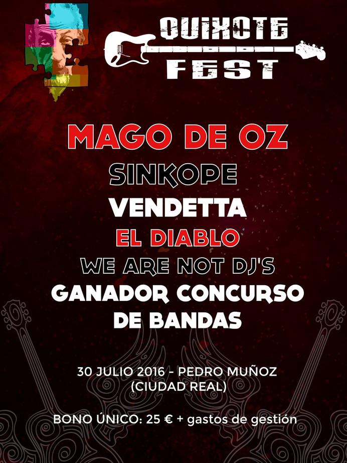 Quixote Fest 2016