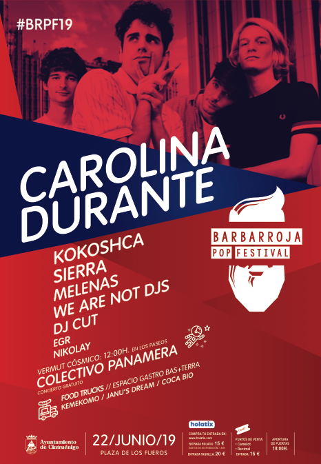 Barbarroja Pop Festival
