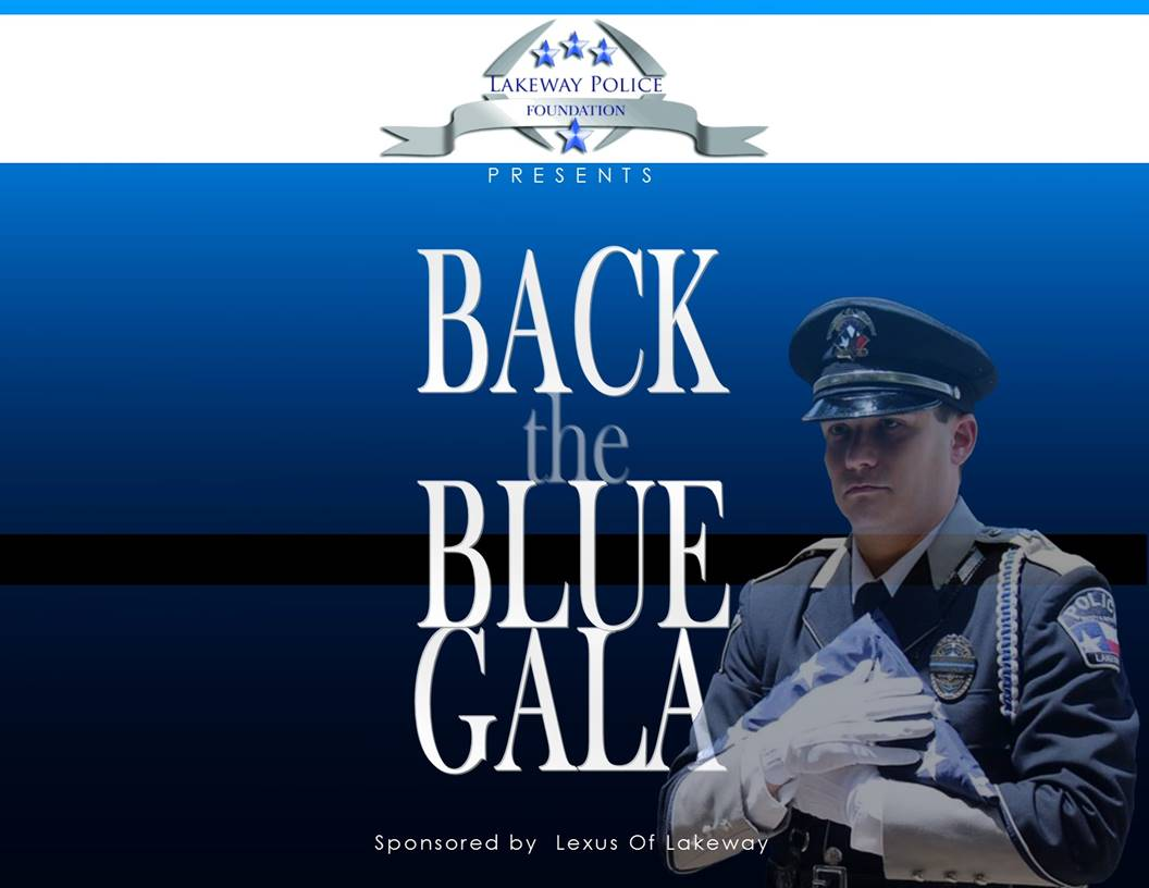 Back the Blue Gala