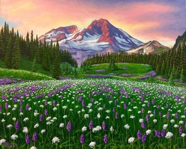 Rainier Landscape