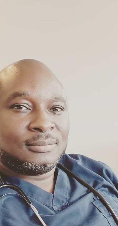 Eseovhe Egborge MD