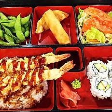 Shrimp Bento