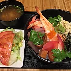 C8. Sashimi-Don