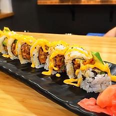 R13. Spicy Salmon & Avacado Roll