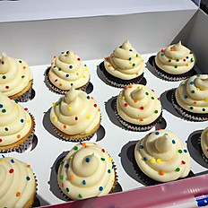 Cupcakes w your color of theme