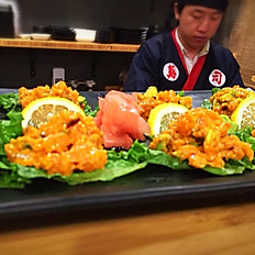 Spicy Salmon (6pcs)