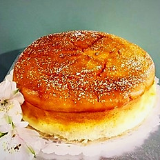 "Japanese Souffle Cheesecake 8""  (Round)"