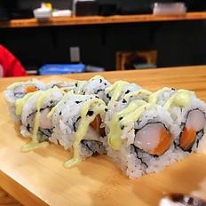 R10. Salmon Tuna Roll