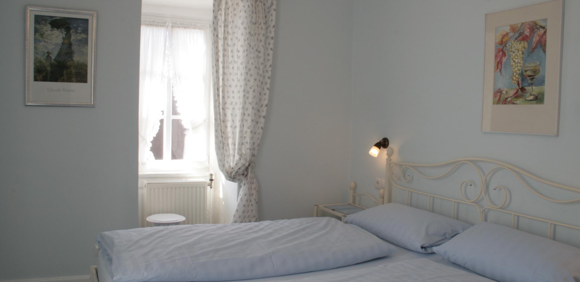 Traminerwohnung_Schlafzimmer